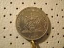 TRINIDAD & TOBAGO 25 Cents 1997 - Trinidad & Tobago