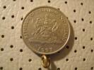 TRINIDAD & TOBAGO 25 Cents 1993 - Trinidad & Tobago