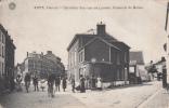 Hannut - Top CP - Carrefour Rue De Landen - 1914 - Hannuit