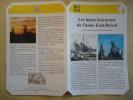 LES HAUTS FOURNEAUX DE L'USINE ESCH/BELVAL ESCH-SUR-ALZETTE (GRAND DUCHE DE LUXEMBOURG ) FICHE - Art