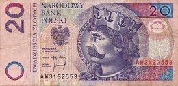 Poland 20 Zlotych (1994) - King/Medieval Denar - Pologne