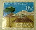 Spain 1964 25 Years Of Peace Trees And Landscape 80c - Mint Hinged - 1931-Aujourd'hui: II. République - ....Juan Carlos I