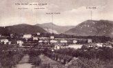 ERBA  INCINO ( Como )  , Panorama Con Vista Dei Monti - Como