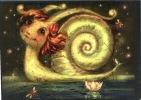 (161) Snail - Escargot - Monkeys