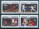 Antigua 1987 Olympic Sports MNH - Lot. 662 - Antigua Et Barbuda (1981-...)