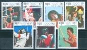 Cambodia 1990 Olympic Sports MNH - Lot. 665 - Cambogia