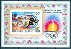 Alto Volta 1976 Olympic Sports Imperforated MNH - Lot. A209 - Alto Volta (1958-1984)