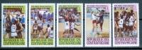 Repubblica Centrafricana 1979 Olympic Sports Basketball MNH - Lot. 670 - Repubblica Centroafricana