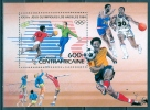 Repubblica Centrafricana 1983 Olympic Sports Basketball Handball MNH - Lot. A213 - Repubblica Centroafricana