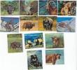PGL T0097 - BHUTAN Yv N°272/80 + AERIENNE ** ANIMAUX ANIMALS (only Registered Shipment) - Bhutan