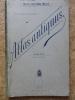 Henri Kiepert - Atlas Antiquus - 12 Cartes Pour Servir à L´étude De L´ Histoire Ancienne - D. Reimer, éditeur Berlin - Bücher, Zeitschriften, Comics