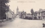 Cpa-35- Chateaubourg --Arrivée De La Gare- - Other Municipalities