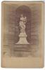 1 Photo Originale : D'une Statue De Vénus à La Lyre - Photo Jules BRECHET à CAEN - Places