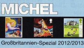 Großbritannien Briefmarken Michel Spezial Katalog 2012 Neu 79€ British Stamp The New Special Catalogue Stamps Of UK - Chroniques & Annuaires