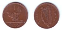 Ireland 1 Penny 1952 - Ierland
