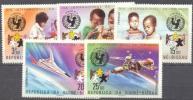 1979 Jahr Des Kindes Mi 522-7A Ex / Sc 396-6E Ex Postfrisch/neuf Sans Charniere /MNH [-] - Guinea-Bissau