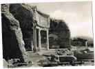 Italia Palestrina Roma Santuario Della Fortuna Primigenia Foto Cartolina B/n Non Viaggiata - Roma