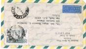Carta Aerea ANAPOLIS (estado De Goias) Brasil 1966 - Brasil