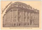 GF (Bade Wurtemberg) 014, Freiburg Im Breisgau, Süddeutsche Kreditanstalt, Bank - Freiburg I. Br.