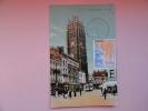 CARTE MAXIMUM CARD BEFFROI DE DUNKERQUE SUR CPA  FRANCE RARE - 1990-99