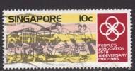 Singapore ~ 1985 ~ People's Association ~ SG 503 ~ Used - Kano