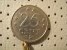 NETHERLANDS ANTILLES 25 Cents 1970 - [ 4] Colonie