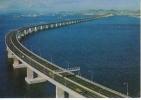 VISTA DA PONTE PRESIDENTE COSTA E SILVA  RIO DE JANEIRO  OHL - Postkaarten