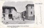 D1024- Civitella Della Chiana - Portici Dei Potestà - F.p.  Viaggiata 1902 - Arezzo