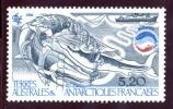 T.A.A.F. N°114 La Biomasse - Vert, Bleu Et Rouge - Franse Zuidelijke En Antarctische Gebieden (TAAF)