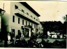 SEDICO - ALBERGO RISTORANTE - B/N VIAGGIATA  1955 - ANIMATA - FOTO RIGHES  SEDICO - - Belluno