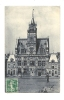 Cp, 60, Compiègne, L'Hôtel De Ville, Voyagée 1908 - Compiegne