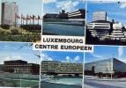 Luxembourg - Centre Europeen - Viaggiata Formato Grande Grande - Cartoline