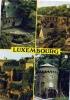 Luxembourg - Viaggiata Mancante Di Affrancatura Formato Grande - Cartoline