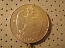 YUGOSLAVIA  50 Dinara 1938 - Yugoslavia