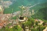VISTA AEREA  CRISTO REDENTOR   RIO DE JANEIRO   OHL - Rio De Janeiro