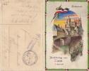 Gegenlichtkarte Besetzung Von Laon  -Feldpost- - Hold To Light