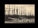 35 - SAINT-SERVAN - Bateaux Terreneuvas Dans Le Bassin - 77 - Saint Servan