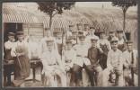 AK Soldaten, Übungsplatz Elsenborn 1910 - Casernes