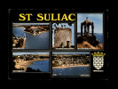 35 - SAINT-SULIAC - Multi Vues - Saint-Suliac