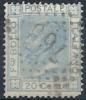 1867 REGNO USATO EFFIGIE 20 CENT TIRATURA LONDRA -  RR10033-3 - Usati
