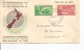 Nouvelle-Zélande ( FDC De 1936 à Voir) - New Zealand