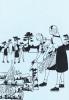SCOUTISME ( ILLUSTRATEUR ANNE FRANCE DE MONTLEBERT ) BOY SCOUTS SCOUTISMO  TRES BON ETAT  ! ! - Scoutisme