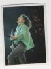 Ade071 Adesivi, Stickers, Autocollant   Luciano Ligabue   Cantante, Singer, Chanteur   Musica, Music, Musique Rock - Unclassified