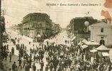 BRINDISI.  Corso Garibaldi E Corso Umberto I. - Brindisi