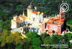 (NZ14-008 ) UNESCO Portugal World Heritage , Cultural Landscape Of Sintra  , Postal Stationery-Postsache F - UNESCO