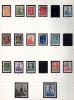 Ouvrier, Paysan, Soldat,  Entre Yv. 240 Et 265 Ø, Cote 48,50  €, - Used Stamps