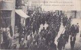 ¤¤  -   BOUGUENAIS  -  Prisonniers Allemands Arrivant Aux COUETS  -  1914 Guerre Franco-Allemande    -  ¤¤ - Bouguenais