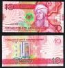 TURKMENISTAN 10 MANAT 2009 PICK # 24 UNC - Turkmenistan