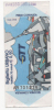Alt004 Biglietto Autobus, Ticket Bus, Billet   Torino, Turin   Piemonte   GTT   Mole Antonelliana - Autobus
