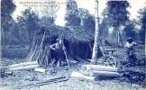 Saint Leu La Foret Une Cabane De Treillageues - Autres Communes